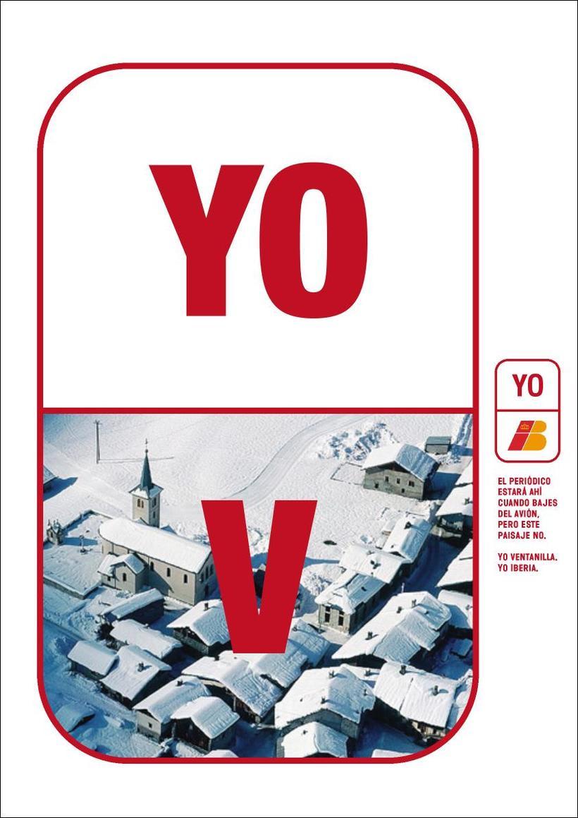 IBERIA - CAMPAÑA 360º 2006 2