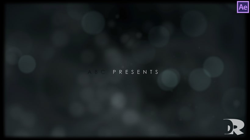 """Title sequence design - After Effects - """"Invaders"""" 0"""