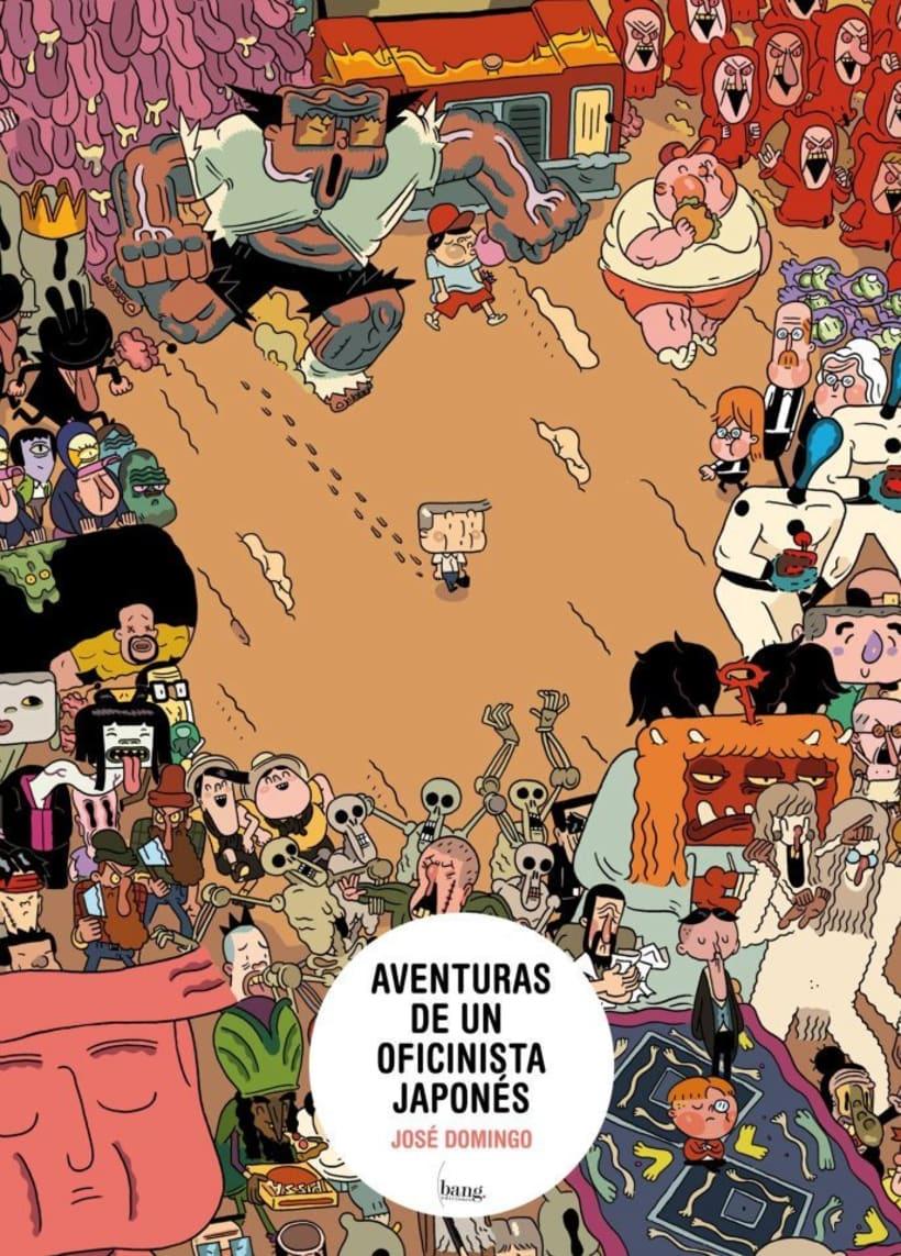 José Domingo y sus cómics de autor 2