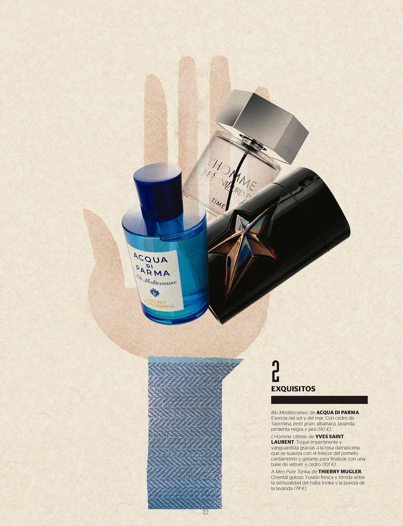 REVISTA GENTLEMAN: Shopping perfumes 2