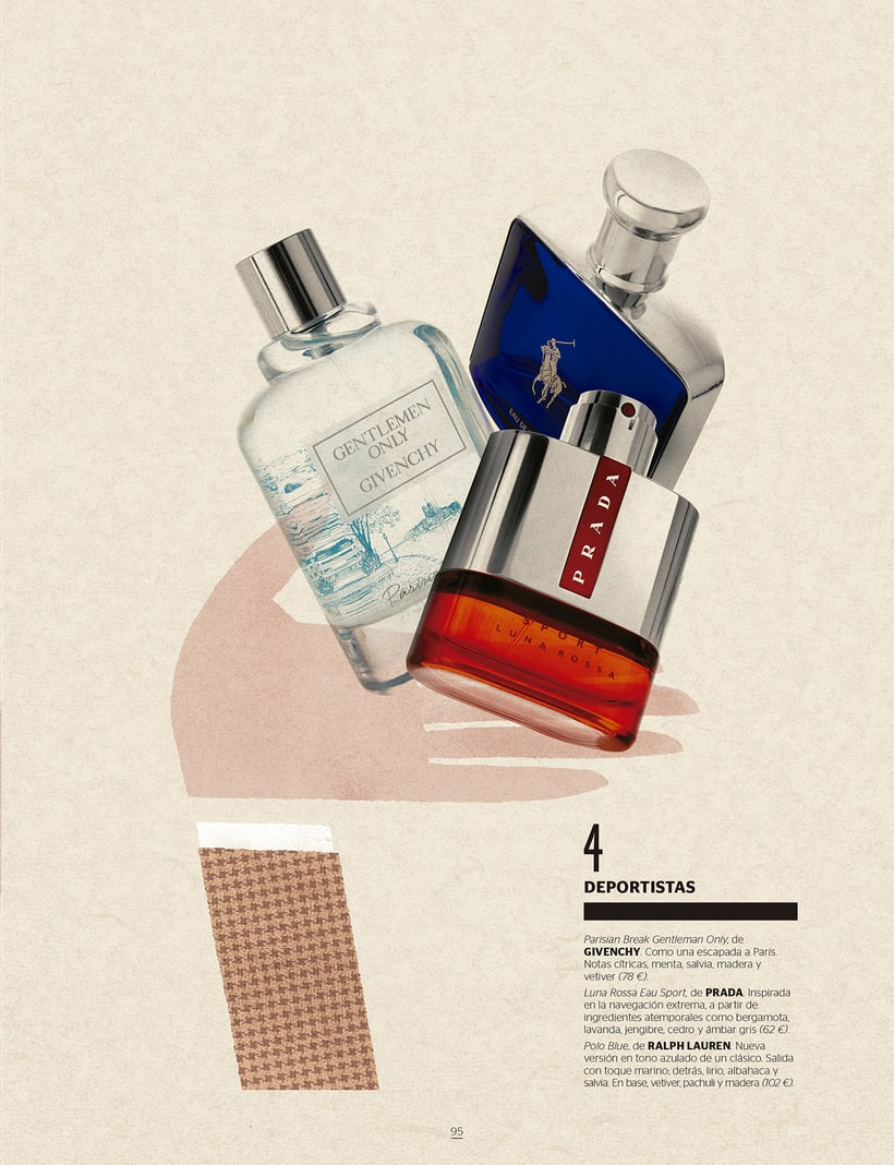 REVISTA GENTLEMAN: Shopping perfumes 4