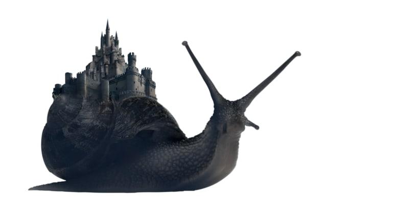 I'm Snailing 4