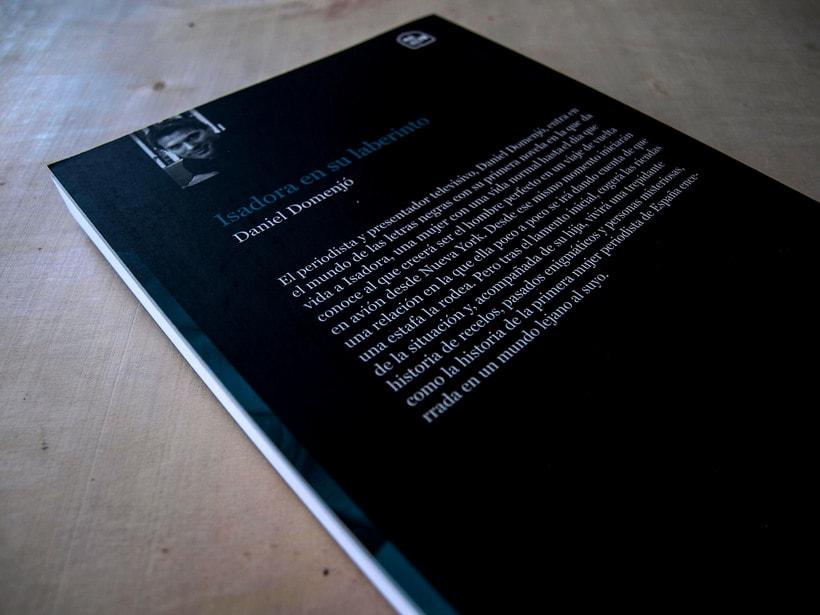 Linea editorial para la colección Pan Negro 4