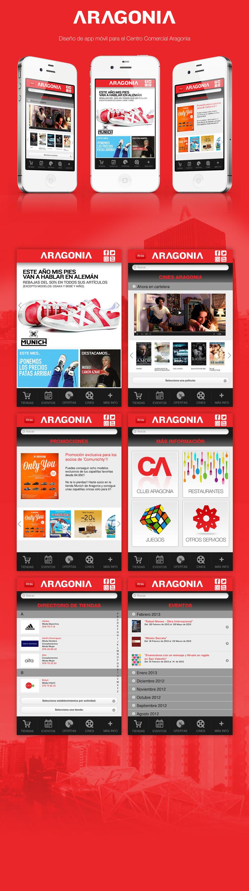 Aragonia | App -1