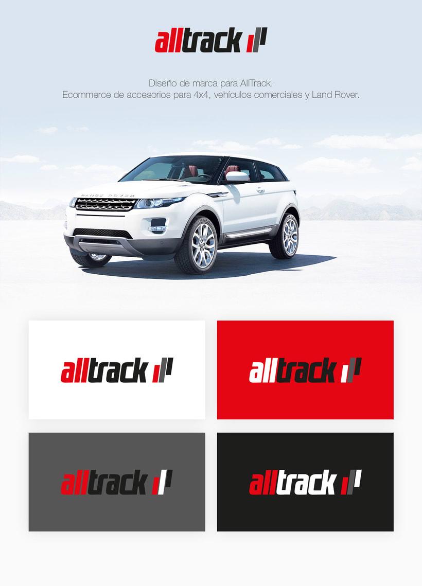 AllTrack | Branding -1