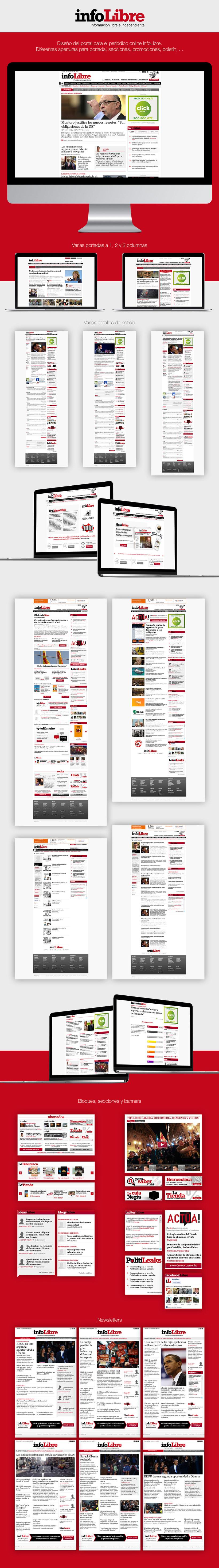 InfoLibre | Online newspaper 0