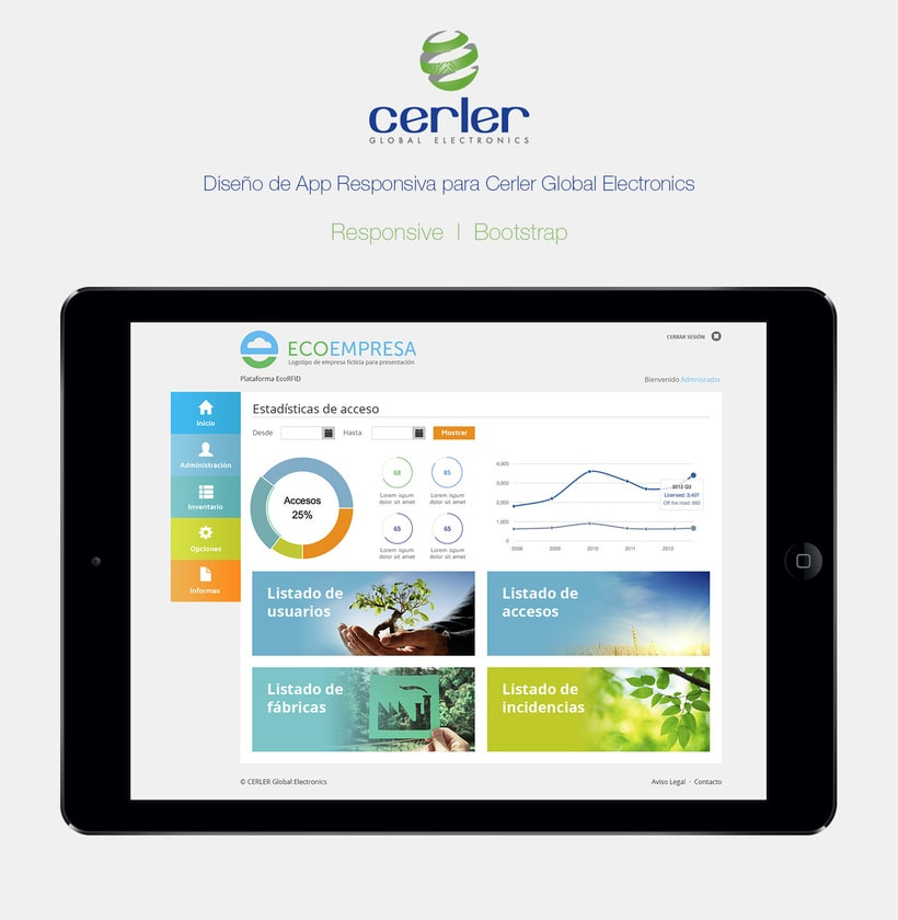 Cerler Global Electronics | App -1