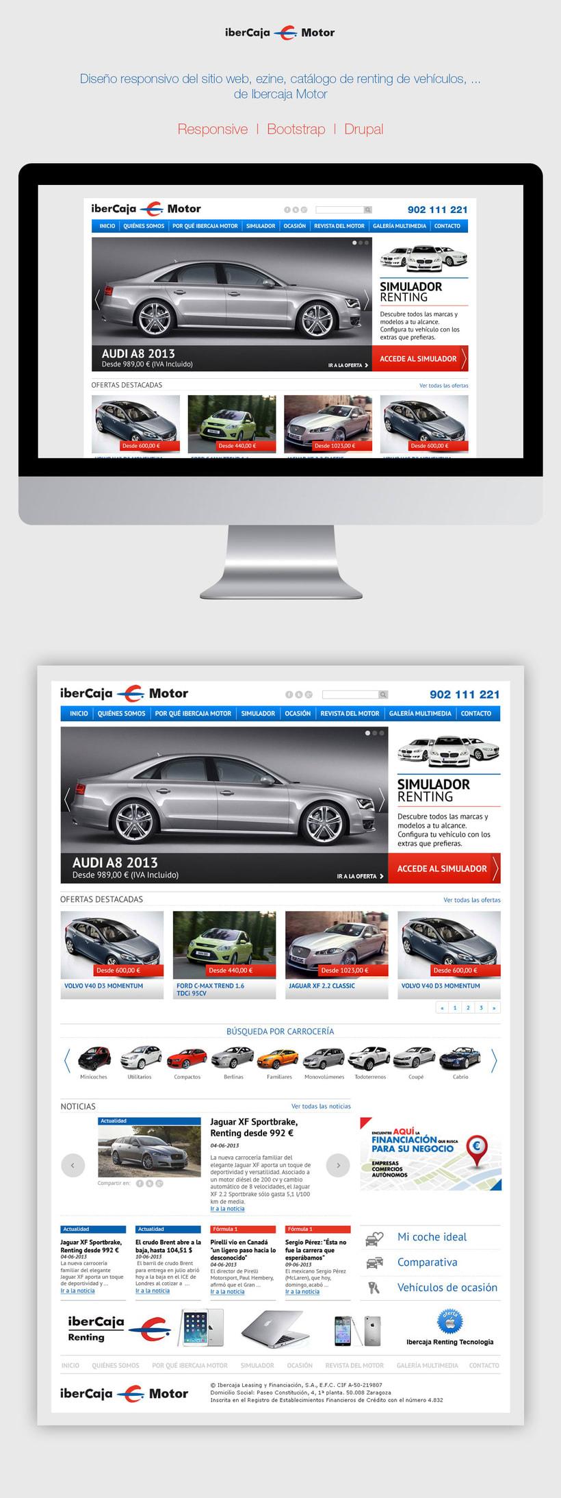 Ibercaja Motor | Website -1