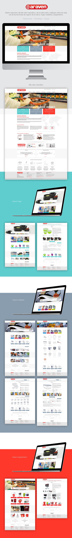 Araven | Websites -1