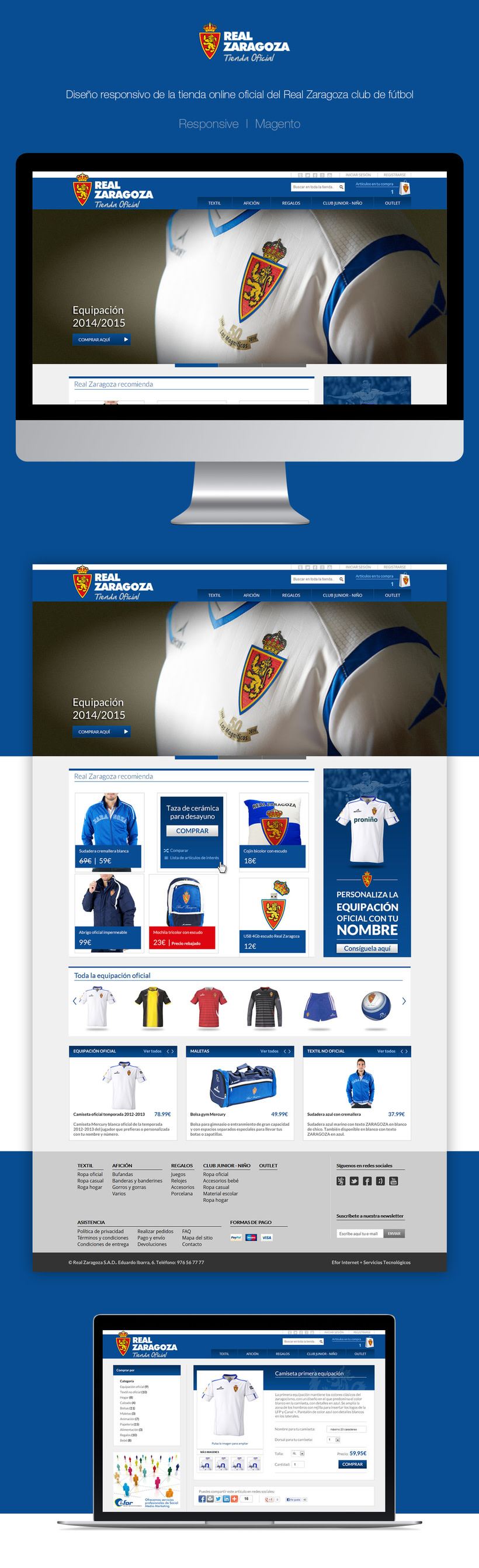 Real Zaragoza | Official ecommerce website -1