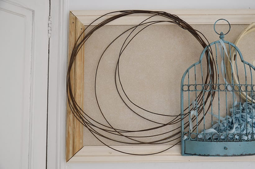 """Príncipe Azul "". Montaje Escultura Collage Arte. Poesía visual. Dreaming Art. Material antigüo. Técnica Upcycling. 5"