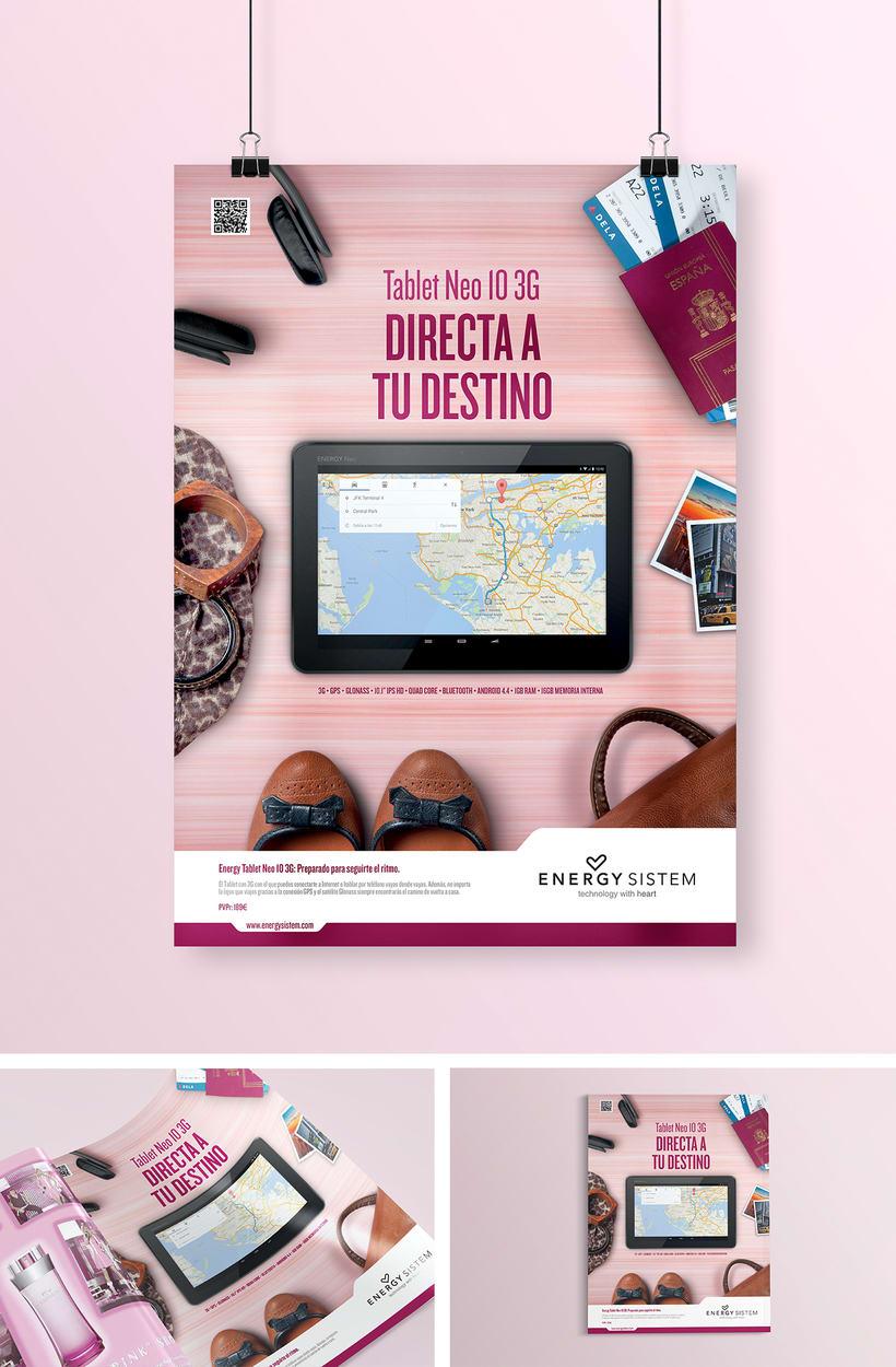 Print Ads - Direct@ a tu Destino 3