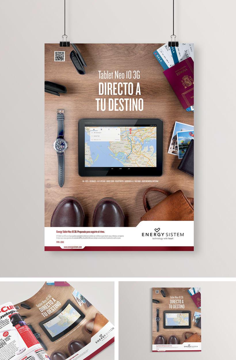 Print Ads - Direct@ a tu Destino 5