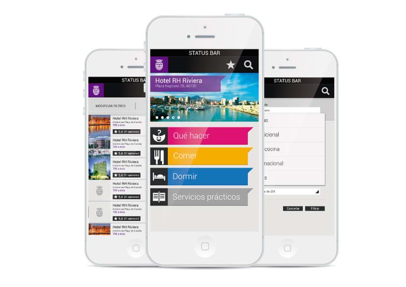 Smart Gandía mobile app -1