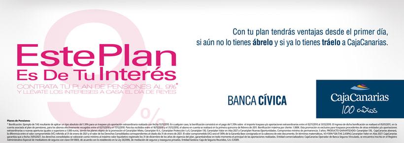 BANCA CÍVICA -  PLANES DE PENSIONES 1