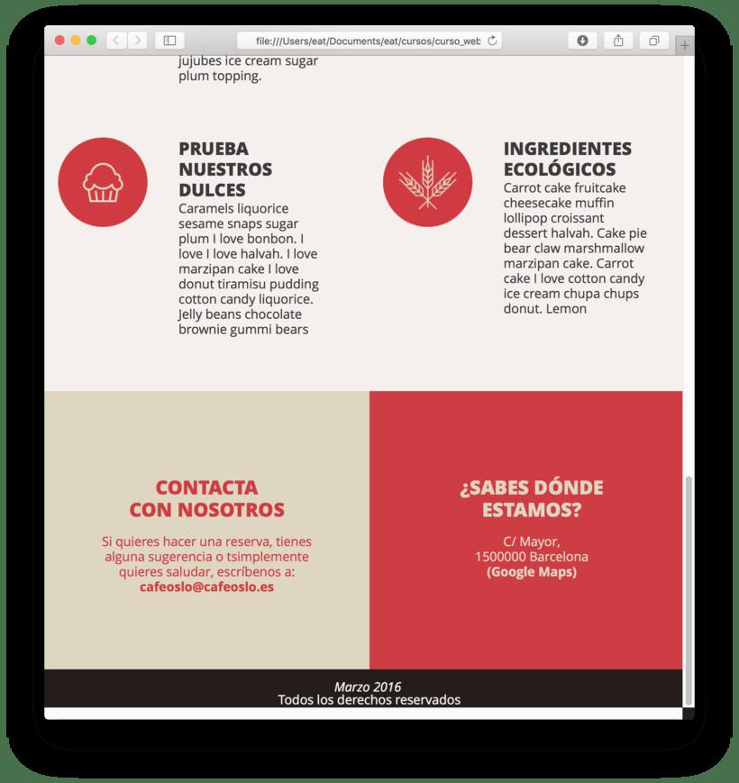 Mi Proyecto del curso: Introducción al Desarrollo Web Responsive con HTML y CSS 5
