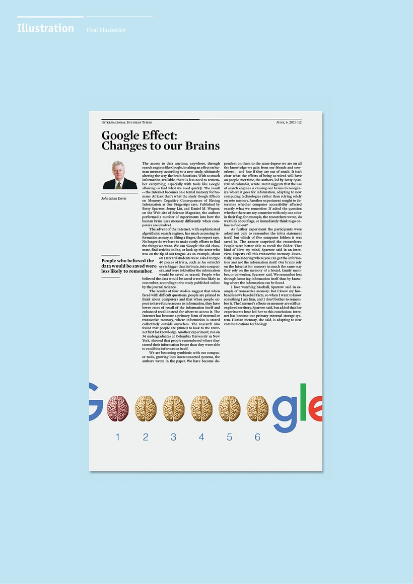 The Google Effect 10