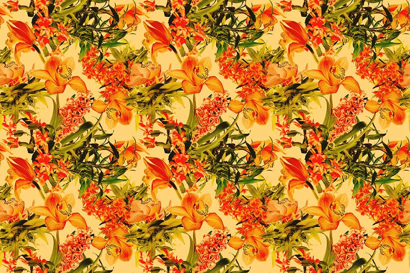 FLOWER / pattern -1