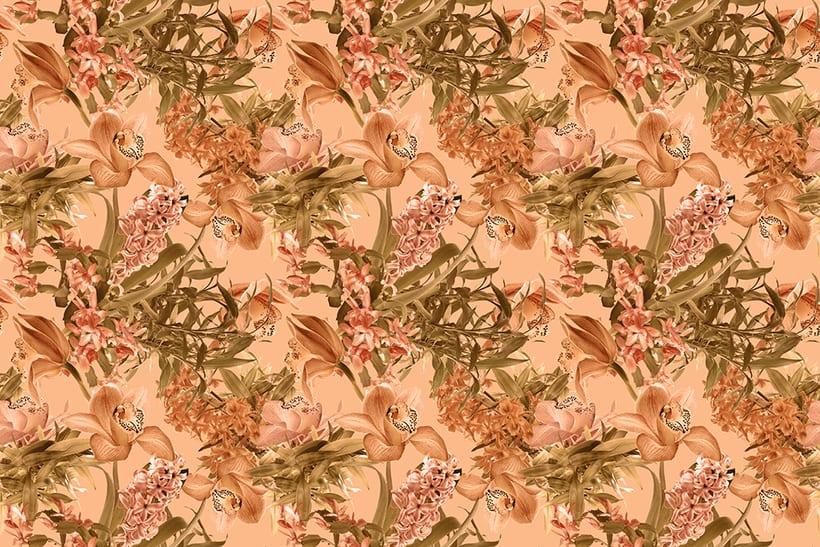 FLOWER / pattern 0