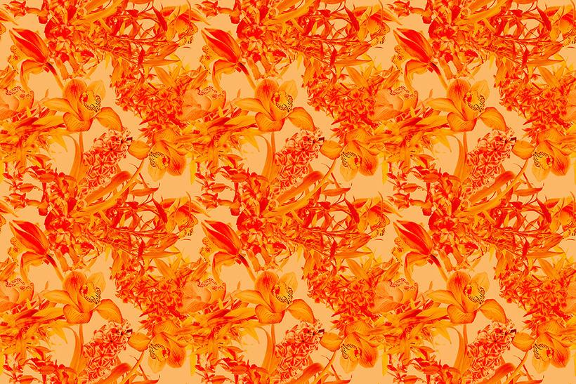 FLOWER / pattern 1
