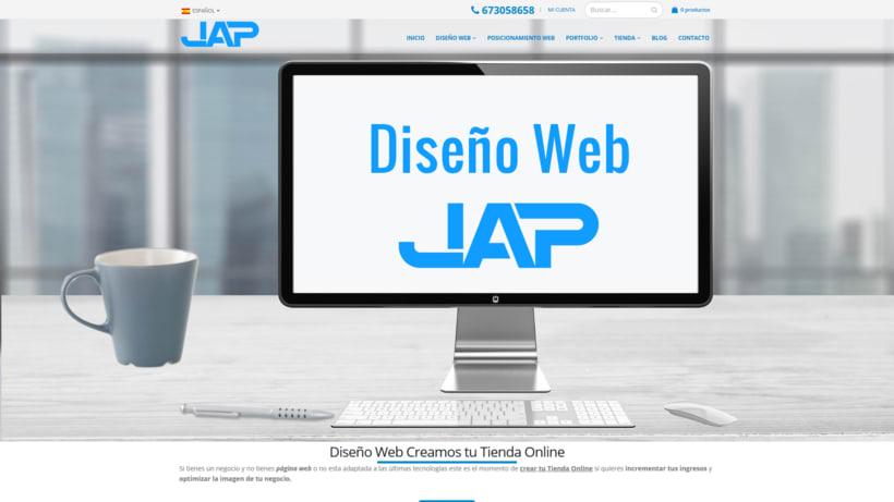 Diseño Web JAP -1