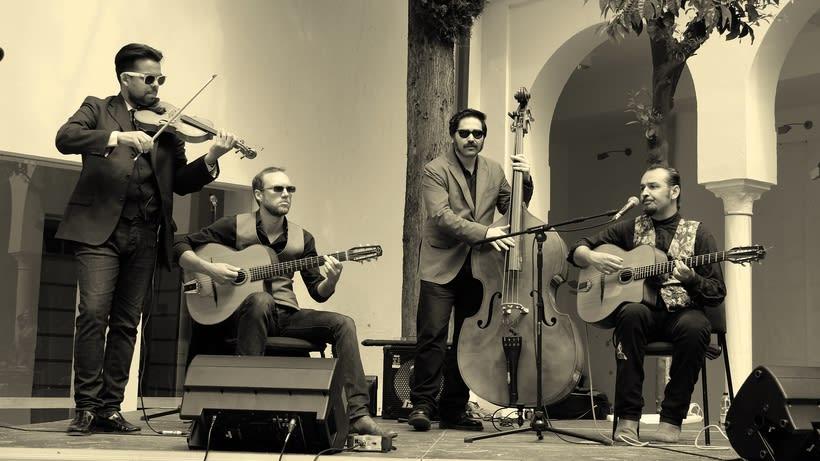 Sevilla Swing !!  Festival  ( La alegría de vivir) 1