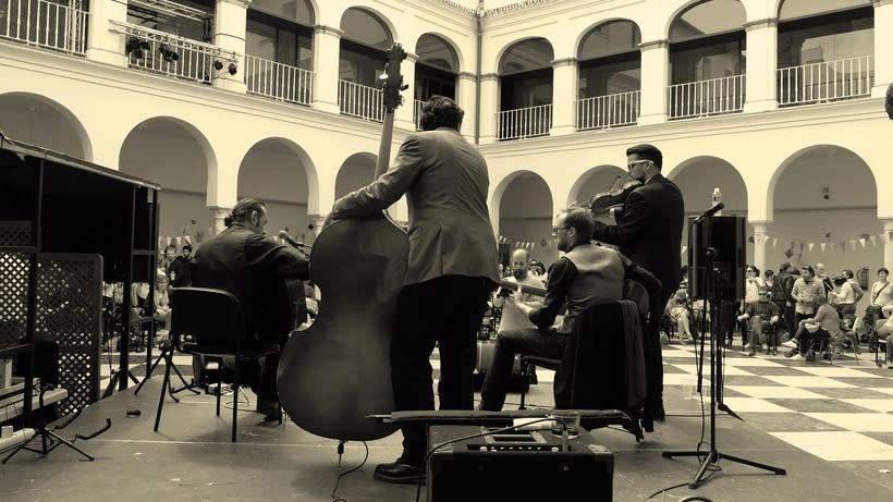 Sevilla Swing !!  Festival  ( La alegría de vivir) 2