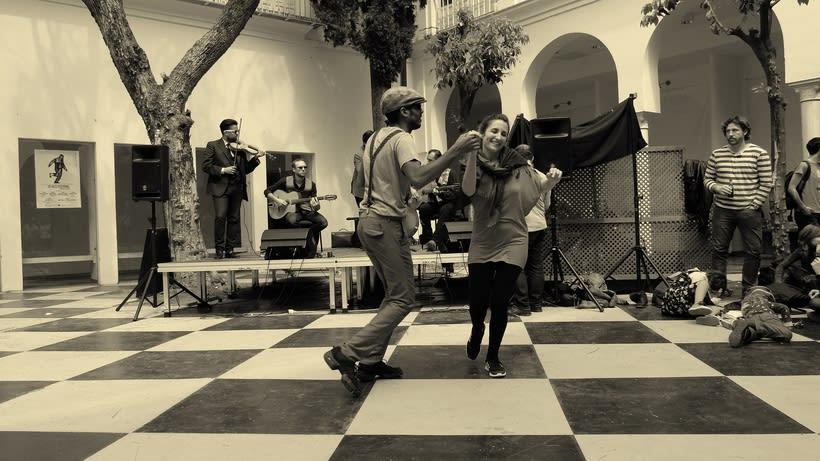 Sevilla Swing !!  Festival  ( La alegría de vivir) 3