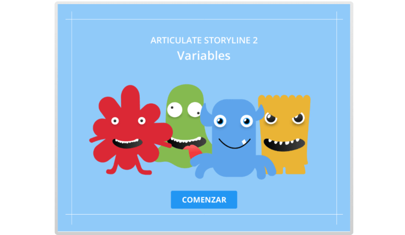 Storyline 2 variables 0