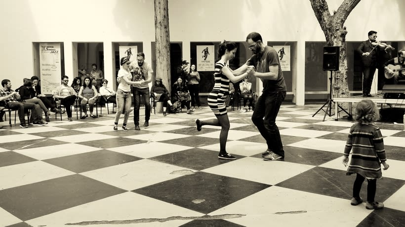 Sevilla Swing !!  Festival  ( La alegría de vivir) 6