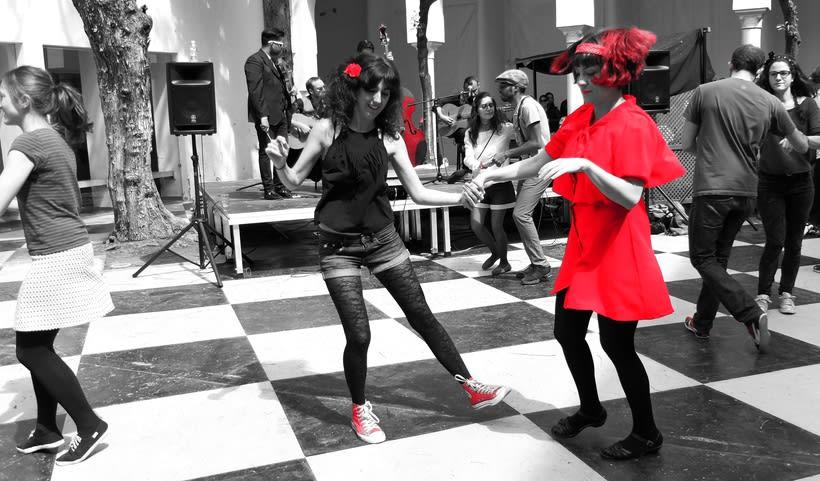 Sevilla Swing !!  Festival  ( La alegría de vivir) 7