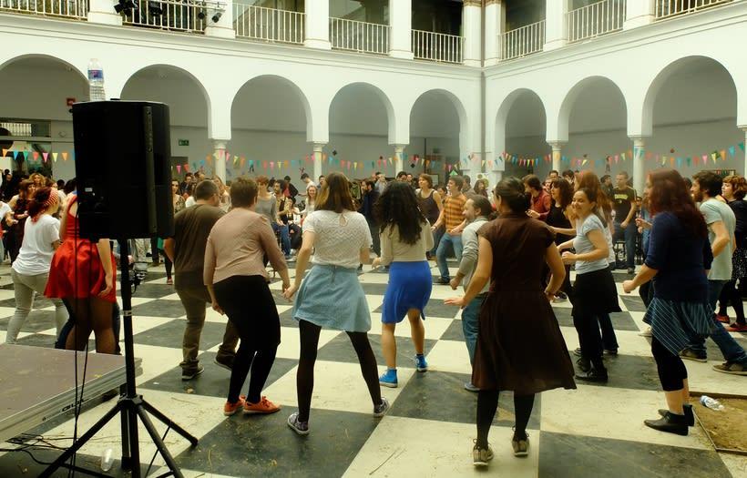 Sevilla Swing !!  Festival  ( La alegría de vivir) 8