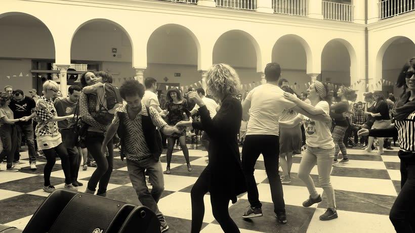 Sevilla Swing !!  Festival  ( La alegría de vivir) 9