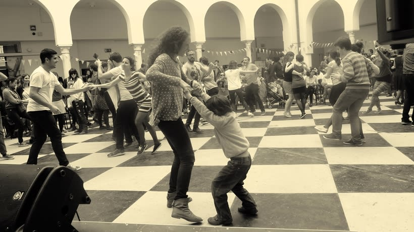 Sevilla Swing !!  Festival  ( La alegría de vivir) 12