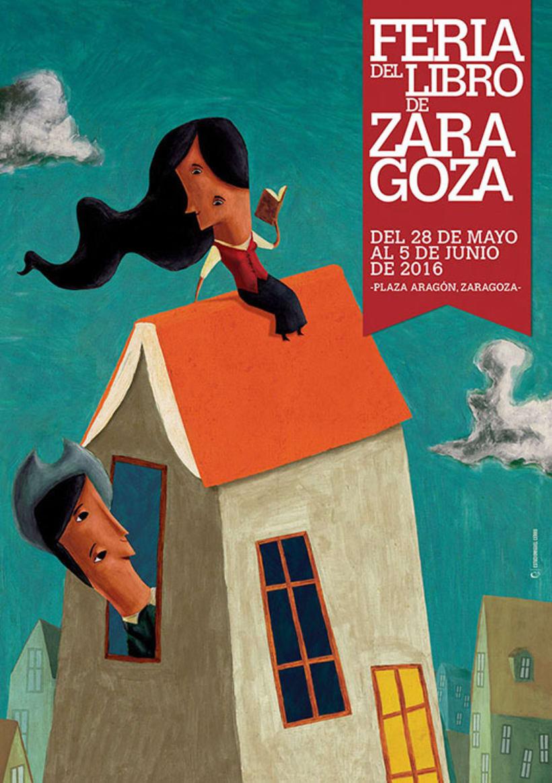 Feria del Libro de Zaragoza 2016 -1