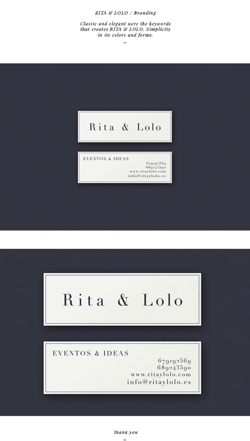 Rita & Lolo 0