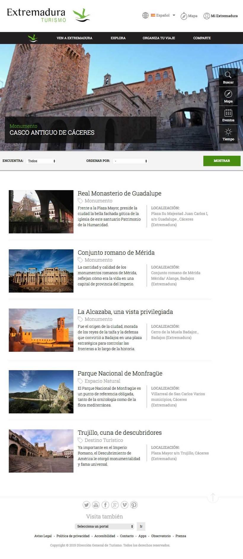 Turismo Extremadura 0