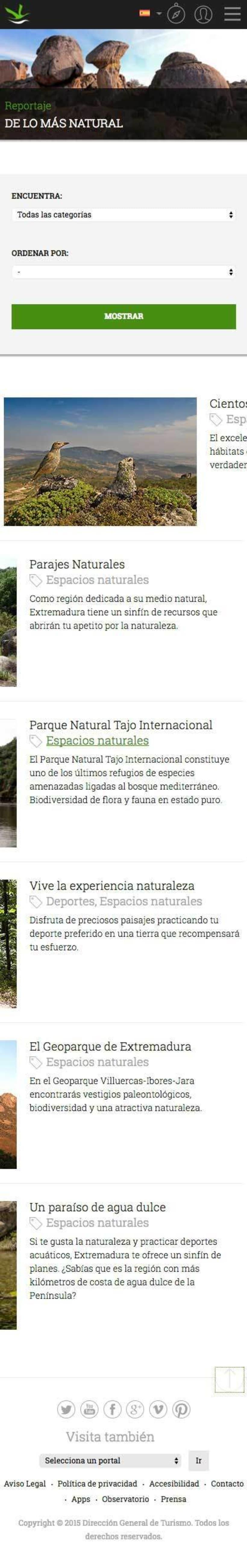 Turismo Extremadura 1
