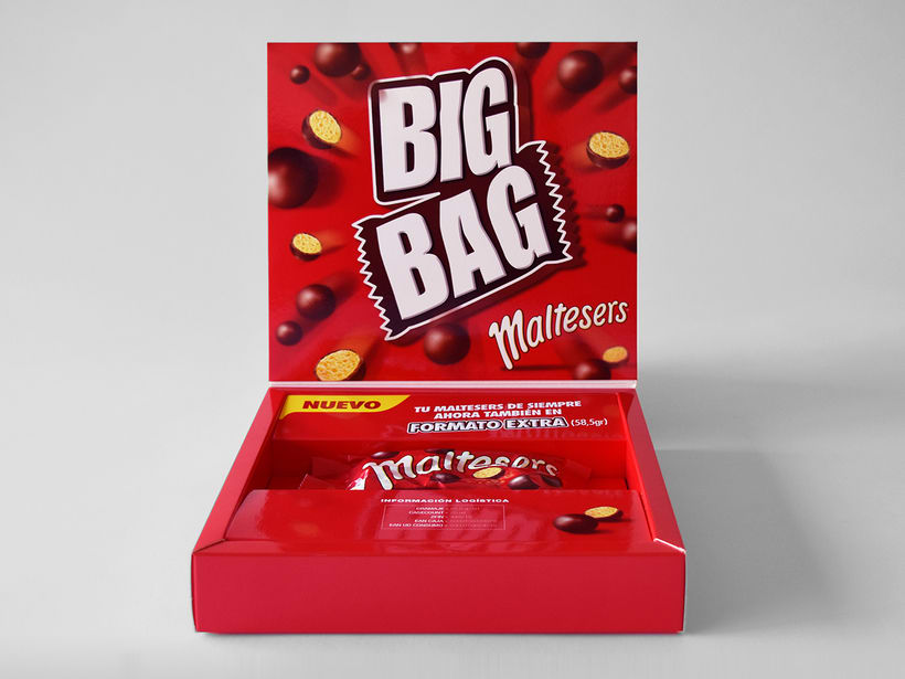 Maltesers. Kit de marketing 1
