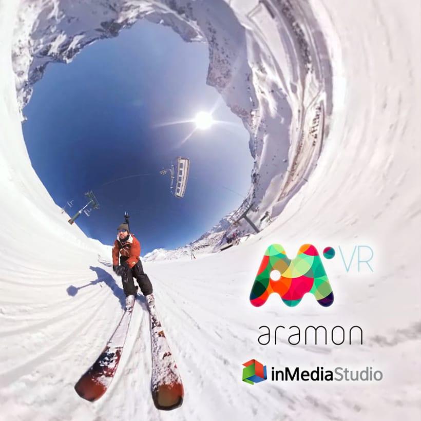 Esquí Aramon 360ºvr 0
