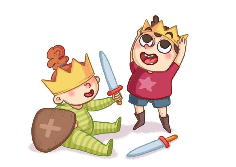 Ilustración digital Infantil 0