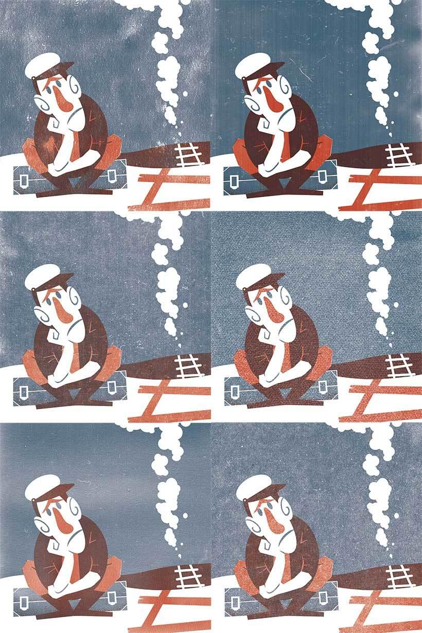 Mi Proyecto del curso: Ilustración original de tu puño y tableta 2