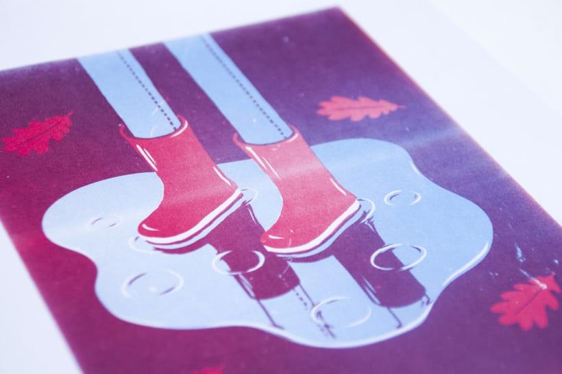 Mi Proyecto del curso Ilustración original de tu puño y tableta 4