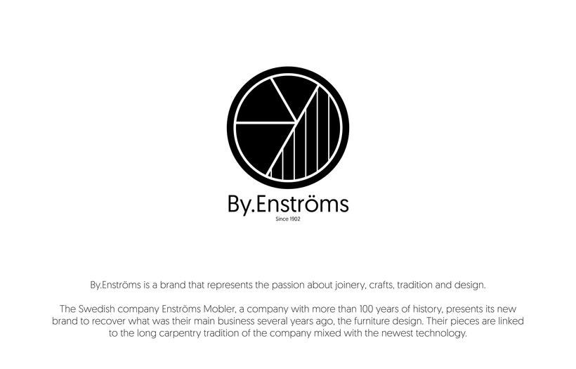 By.Enströms | Brand Identity 0