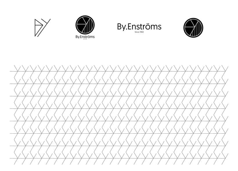 By.Enströms | Brand Identity 3