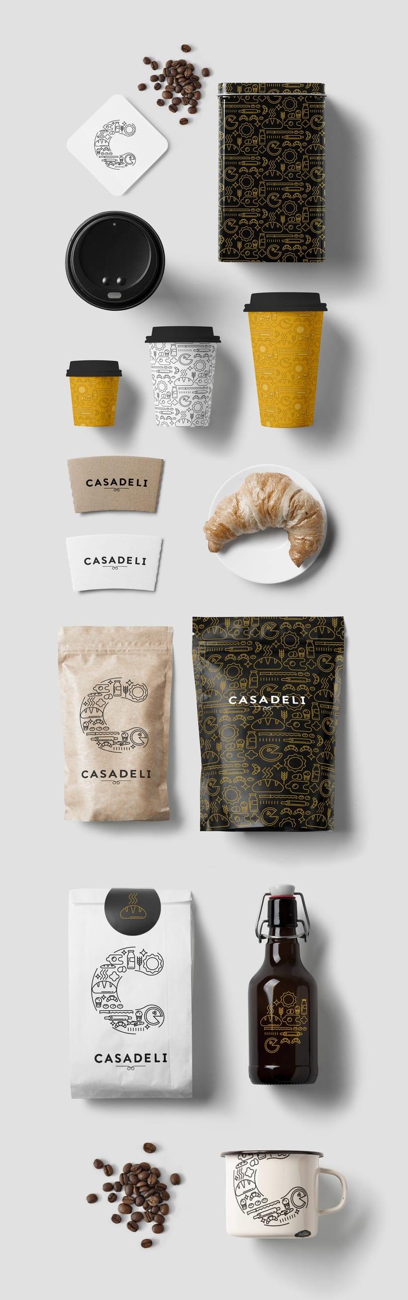 Branding para CasaDeli -1