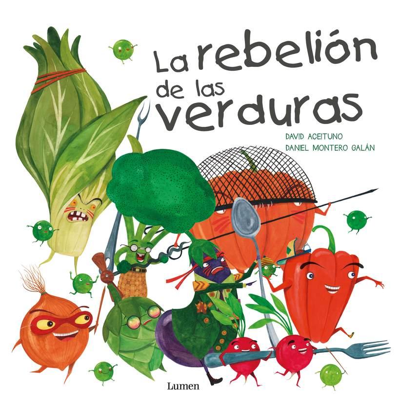 La rebelión de las verduras 0