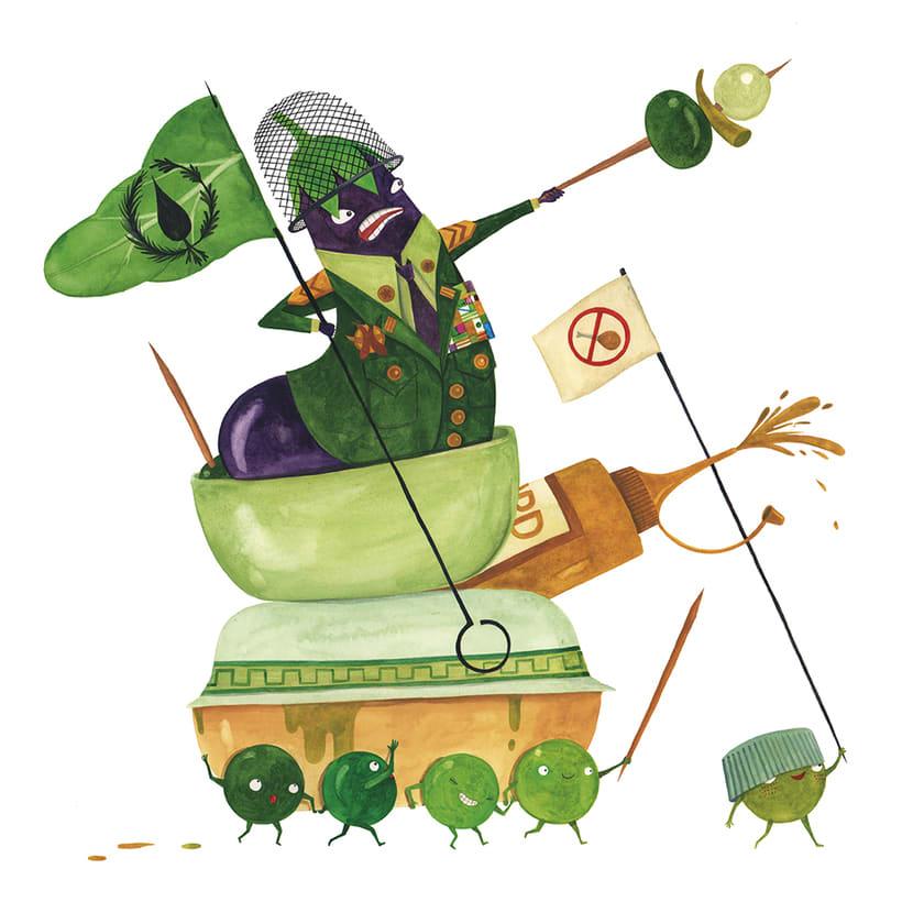 La rebelión de las verduras 5