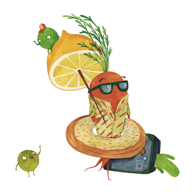 La rebelión de las verduras 8