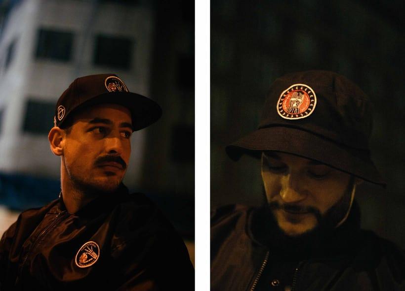 """Colección """"La Muerte"""" LATIGO X UNODOSTRES"""" Diseño de Colección textil para LATIGO. 5"""